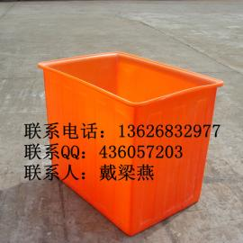 能装水果的方桶 塑料方桶浙江厂家供货