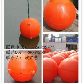 海上专用浮球 聚乙烯浮球浙江厂家供应