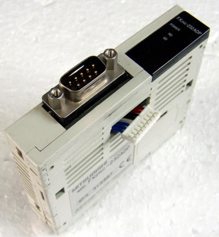 【低折出售】三菱特殊适配器三菱RS232 通讯模块FX2NC-232ADP 本公司为三菱电机专业代理商(专业提供PLC、人机界面HMI、变频器、伺服,特殊规格均可供应),拥有很优势的价格及庞大的库存,可以确保客户准时交货,品质保证,值得信赖!电话:020-34600400 产品简介   包装清单 主机*1 使用手册*1 售后服务 本产品全国联保,享受三包服务,质保期为:一年质保 如因质量问题或故障,凭厂商维修中心或特约维修点的质量检测证明,享受7日内退货,15日内换货,15日以上在质保期内享受免费保修等