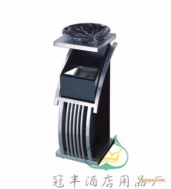不锈钢垃圾桶 酒店大堂垃圾桶 广州欧式垃圾桶 酒店