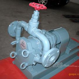 厂家专业销售力华高粘度不堵塞油泵转子泵