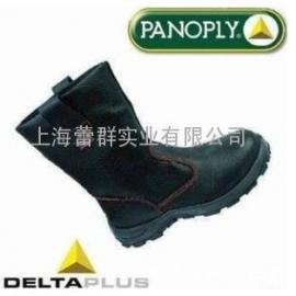 代尔塔301404 高帮防砸安全鞋