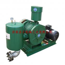 HCC-150A低噪音回转风机/回转鼓风机/滑片鼓风机
