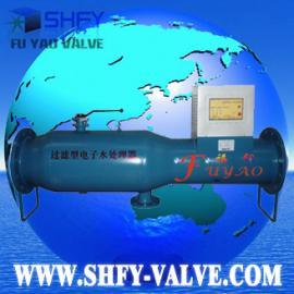 防垢除垢过滤型电子水处理器*多功能电子水处理器