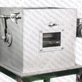 磁滚筒,半磁滚筒,强磁滚筒,滚筒磁选机,滚筒除铁器,