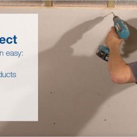 石膏板复合酚醛保温板