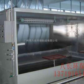 广州中山无尘喷漆房水帘机喷漆室水幕喷漆台水洗喷漆柜喷涂柜