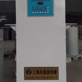 高�二氧化氯�l生器  �t��污水生活用水�理
