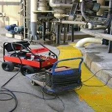 柴油加热清洗机/冷却塔高压清洗机