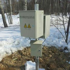 多参数空气质量监测发布系统