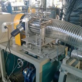 PU螺旋增强软管(风管)生产线