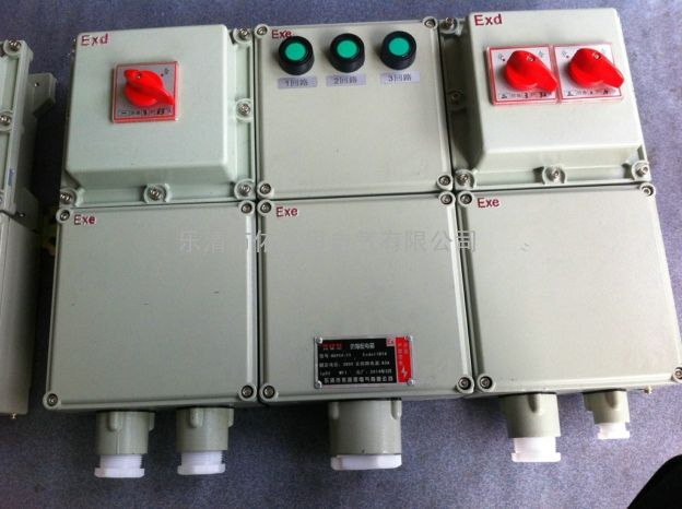 BXM51-3防爆照明配电箱 BXD51-3防爆动力配电箱