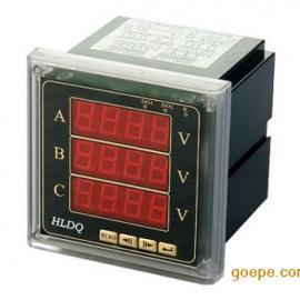 崇左多功能电力仪表|CL96-AI仪表报价|CL80-AI 智能电流表型号选