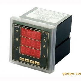 辽阳多功能电力仪表|TDM501-2智能表|PA42S三相电流表