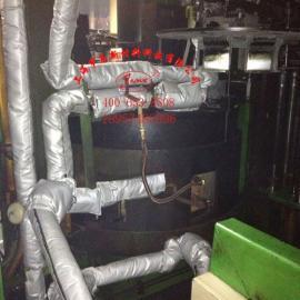 轮胎硫化机保温工程