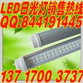 厂家直销T818w led人体红外感应日光灯停车场照明专用