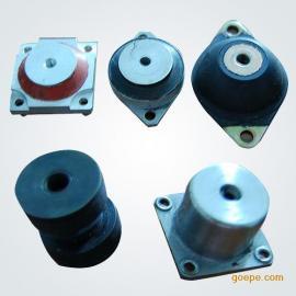 剪切型、单向式、多向式金属橡胶隔振器种类全选择隔振效果好