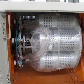PVC软管用钩编机