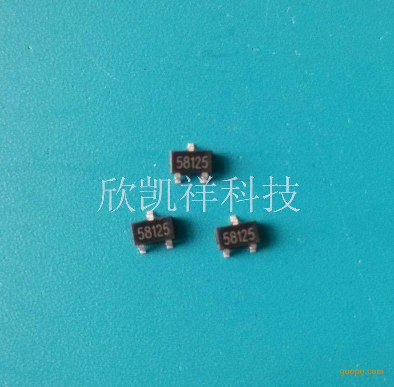 高温磁控开关 卷发器霍尔元件 霍尔芯片DH210