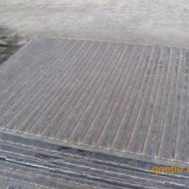 供应耐磨钢板复合双金属堆焊耐磨板