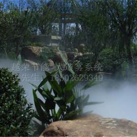 天津水中造雾,天津假山人造雾,天津佛像人工造雾