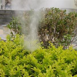 天津煤场除尘喷雾设备,加湿降温,天津纺织厂加湿控湿设备