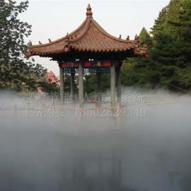 天津垃圾站防尘喷药系统,天津垃圾场防臭喷雾设备