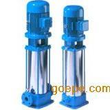 25GDL2-12*5立式型多级管道离心泵