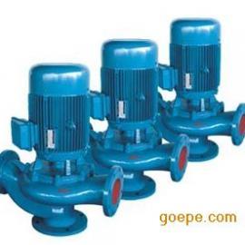GW型管道式�o堵塞排污泵