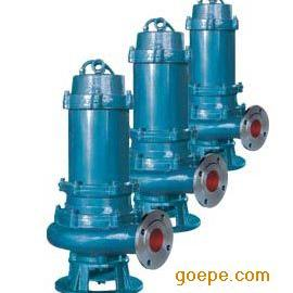 QWP型不�P���水排污泵