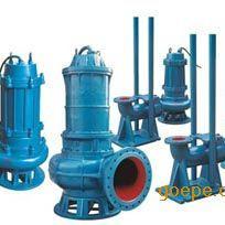 QW型潜水排污泵  移动式污水潜水泵1.1KW