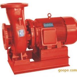 XBD-W型卧式消防泵 卧式管道消防泵