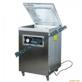 广东内抽真空机 食品电子防潮防霉保鲜 500单室真空包装机