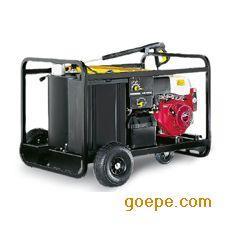 德国凯驰柴油驱动冷热水高压清洗机