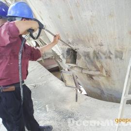 水泥厂清结皮高压水枪/合肥500公斤超高压清洗机