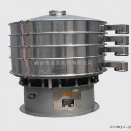 锂离子材料震荡筛-卓美震筛机