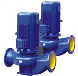 ISG(IRG)型单吸立式管道离心泵