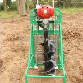 高效打坑机、便携式刨穴机QMB300 MP、十套节目挖坑�C