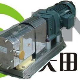 转子泵 凸轮转子泵 旋转凸轮泵 胶体转子泵