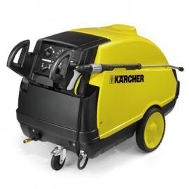 德国凯驰热水高压清洗机 保洁外墙清洗用热水高压清洗机HDS801