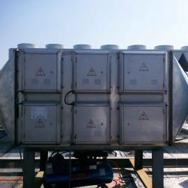 低温等离子UV光催化设备 喷漆废气治理  油漆废气治理