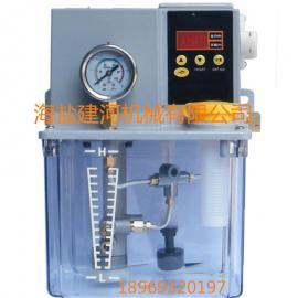 直销建河220V机床2L电动稀油润滑泵