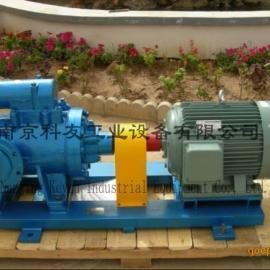 【华电螺杆泵】3GR85×2三螺杆泵 3GR系列三螺杆泵