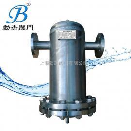 不锈钢二级分离器 立式重力沉降气液分离器 除沫气液分离器