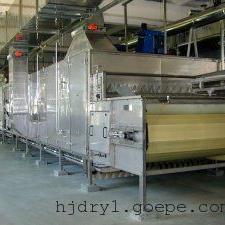 厂家直销微负压网带式烘干设备 DW系列带式干燥机 干燥设备