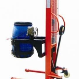 抱箍式油桶升高倒料车|适用于塑料桶|厂家可定做