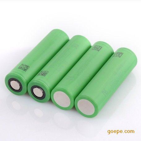 索尼us18650vtc4大功率锂电池图片