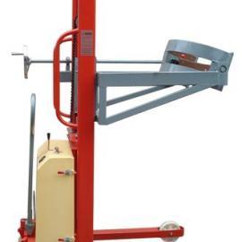 东莞东城电动油桶升高倒料车 可选电动升手翻或电升电翻