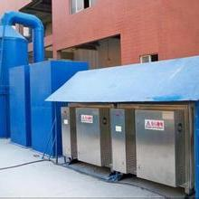 惠阳经济开发区废气处理工程