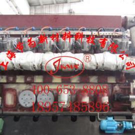 高温保温套,高温隔热套,农用机械排气管隔热套,